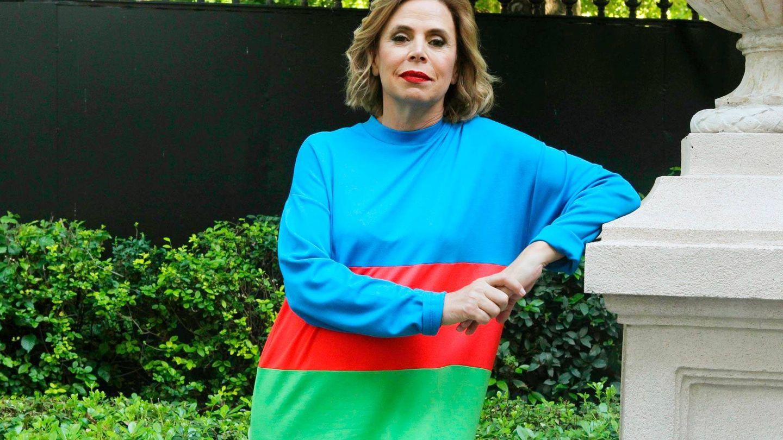 Agatha Ruiz de la Prada. (EFE)