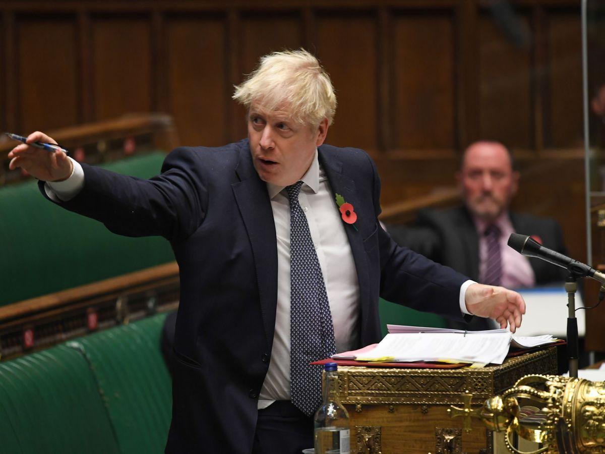 Foto: El primer ministro británico, Boris Johnson (Reuters)