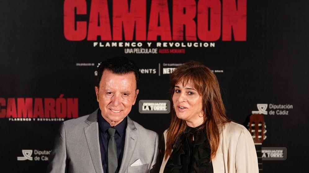 Foto: Ortega Cano y Ana María, en una imagen de archivo. (Cordon)