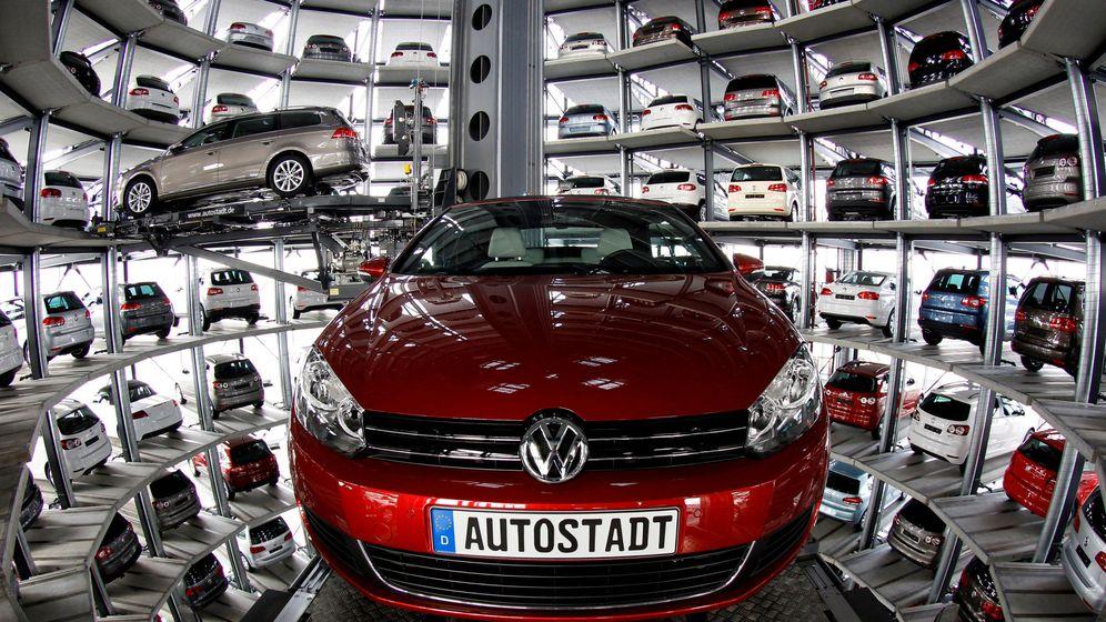 Foto: Parque temático Autostadt, junto a la planta Volkswagen de Wolfsburgo. (Reuters)