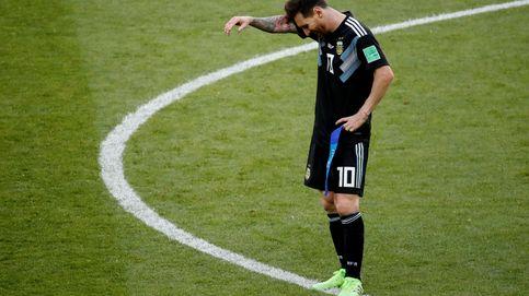 Los insultos y memes de los argentinos tras el empate ante Islandia