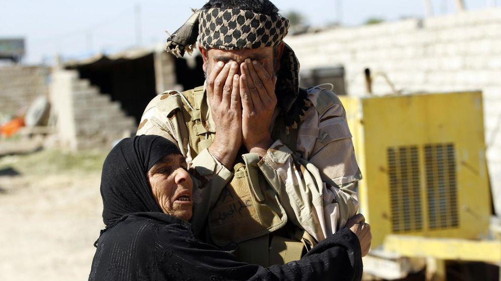 La ofensiva iraquí para expulsar al Estado Islámico de Tikrit se estanca