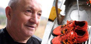 Post de De directivo a utillero: la singular historia de Zapico y sus 50 años en el Eibar