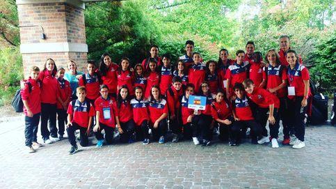 Los equipos españoles llegan a Nueva York para la Danone Nations Cup