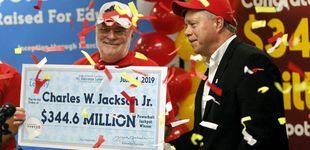Post de Así ganó 300 millones a la lotería de la forma más absurda que te puedes imaginas