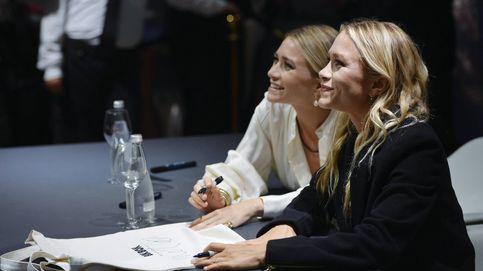 Las hermanas Olsen, demandadas por el expresidente de su marca