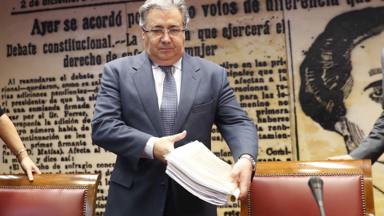 El operativo desplegado el 1-O en Cataluña supuso un coste de 87 millones