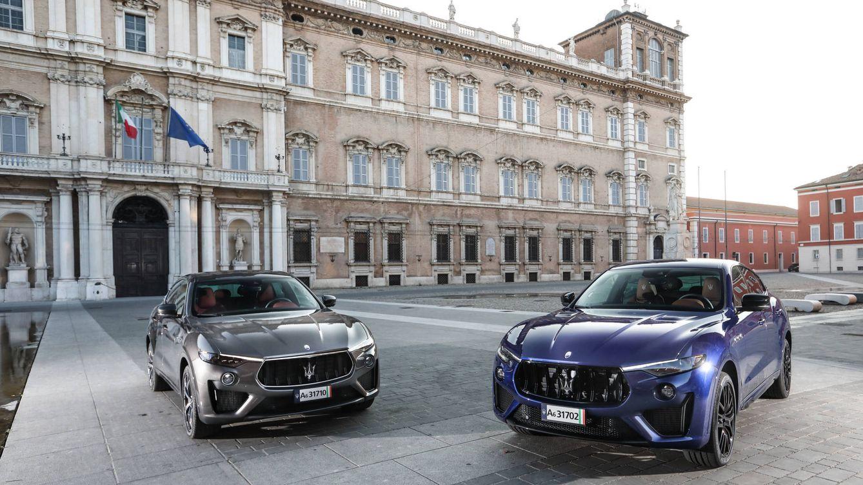 El exclusivo todocamino de Maserati del que solo se harán 50 unidades