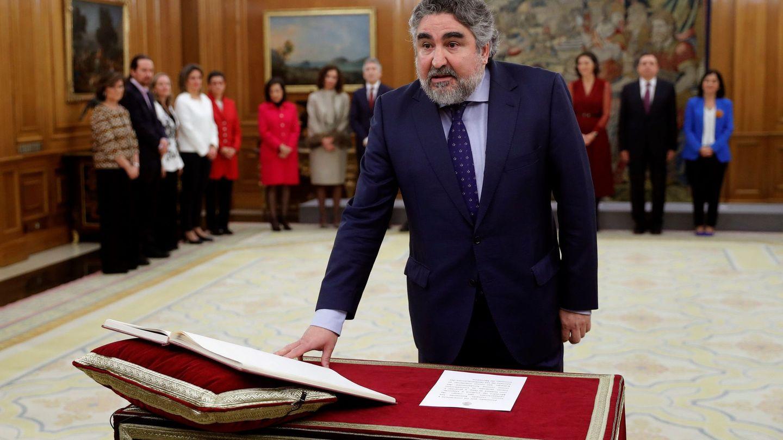 José Manuel Rodríguez Uribes. (EFE)