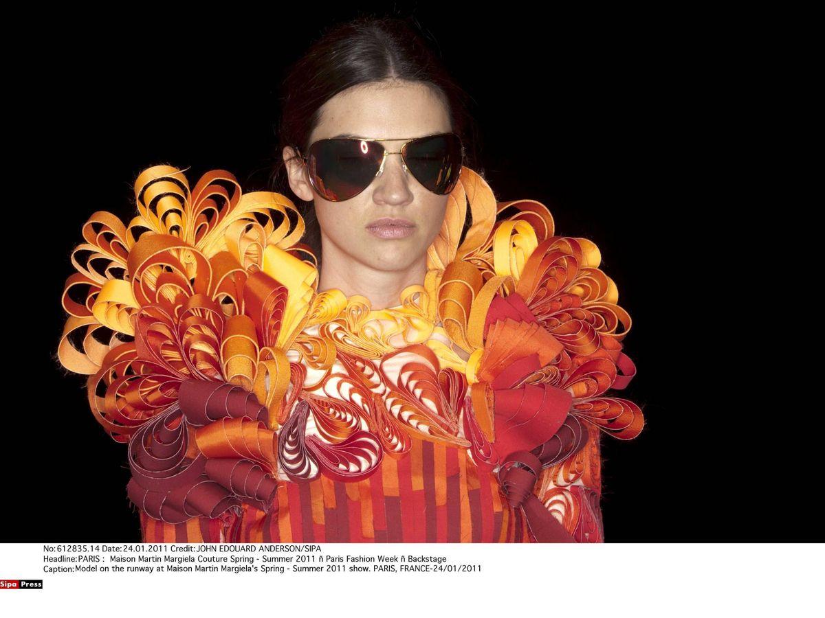 Foto: Maison Martin Margiela Couture Spring-Summer 2011. (Cordon Press)