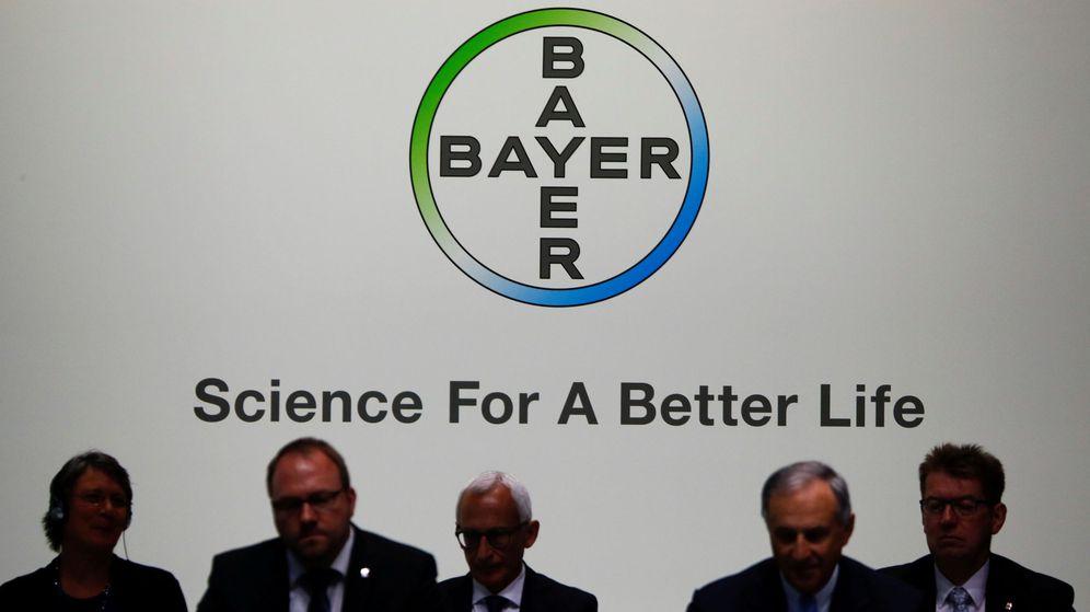 Foto: Bayer. (Reuters)