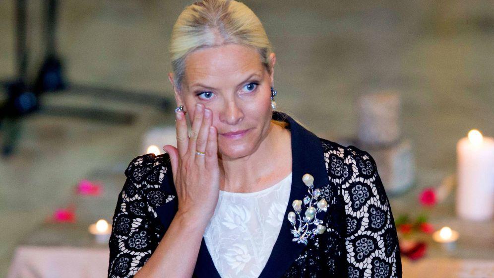 Foto:  La princesa Mette-Marit en una imagen de archivo. (Reuters)
