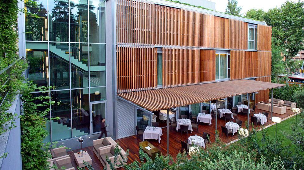 Foto: Imagen del exterior del restaurante Abac en Barcelona. (Abacbarcelona.com)