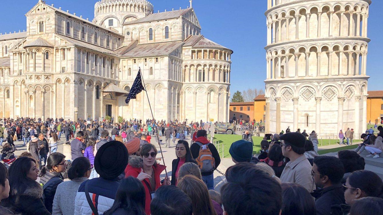 Más de un año sin ingresos: guías turísticos, el gremio cultural más olvidado