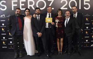 'La isla mínima' también arrasa en los Premios Feroz
