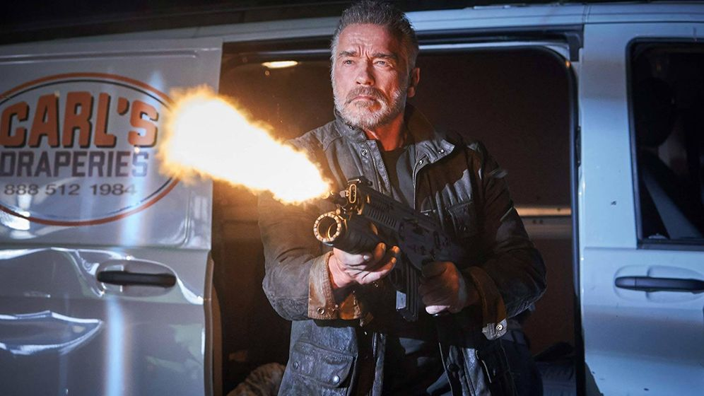 Foto: Arnold Schwarzenegger, protagonista de 'Terminator Dark Fate'. Foto: Paramount