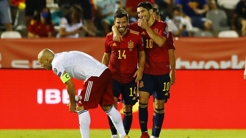Soler fue uno de los más destacados. (Reuters)