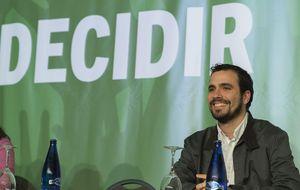 Garzón será el 'cabeza de lista' de IU A Moncloa sin primarias