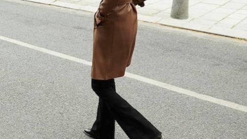 Los botines básicos marrones que necesitas este otoño están en Massimo Dutti