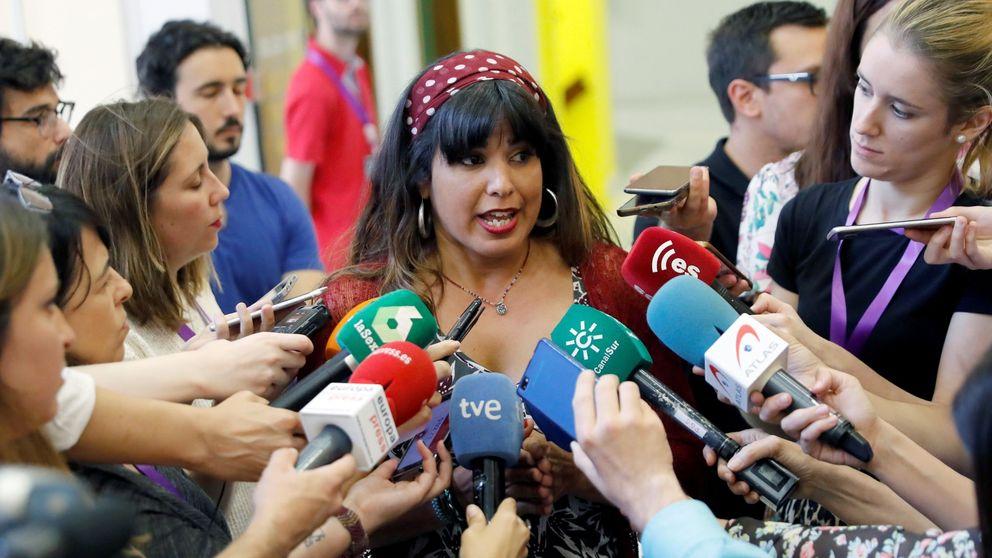 Podemos alivia su crisis en Andalucía sin abandonar el pulso por el control de listas