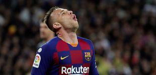 Post de Niñatos como Arthur que plantan al Barça y ejemplos como Wu Lei en el Espanyol