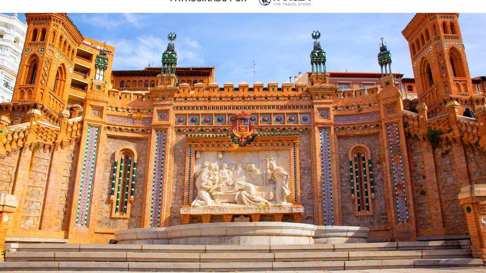 Ruta en Teruel para enamorarse de sus 'amantes' y arte mudéjar