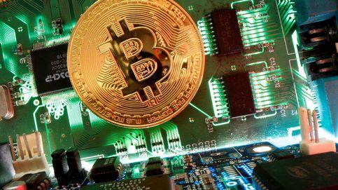 ¡Dios mío, se hunde bitcoin!