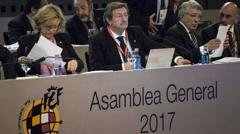 La Junta Gestora de Larrea no convocó elecciones como era preceptivo