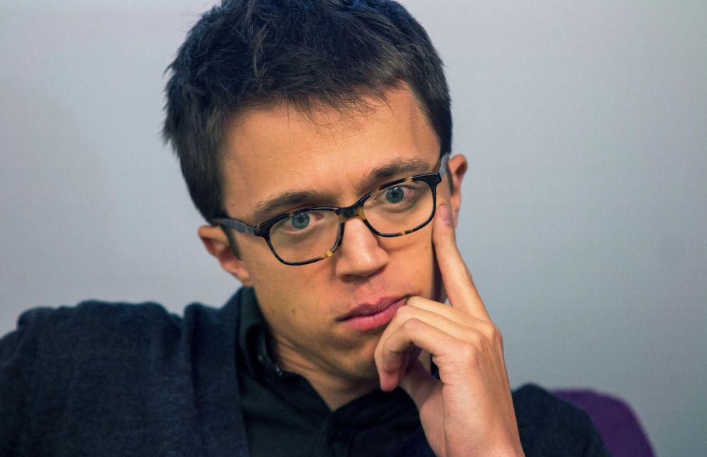Foto: Errejón se enfrenta a su futuro político. (EFE)