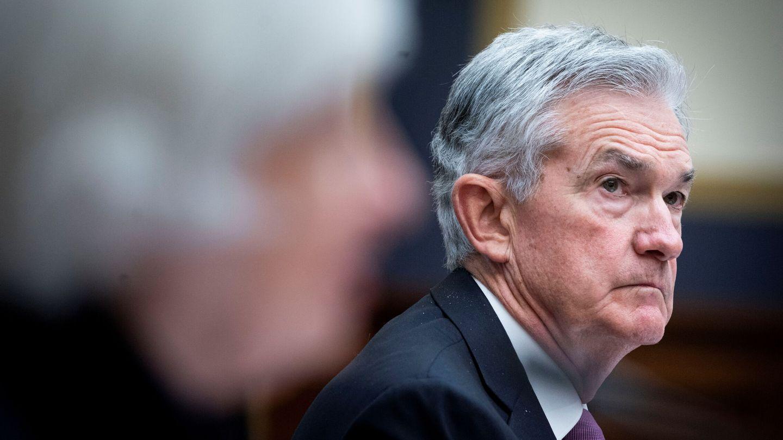 El presidente de la Fed, Jerome Powell. (Reuters)