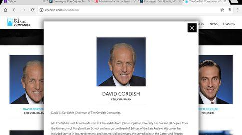 David Cordish, el amigo de Trump que ha resucitado el sueño de Eurovegas