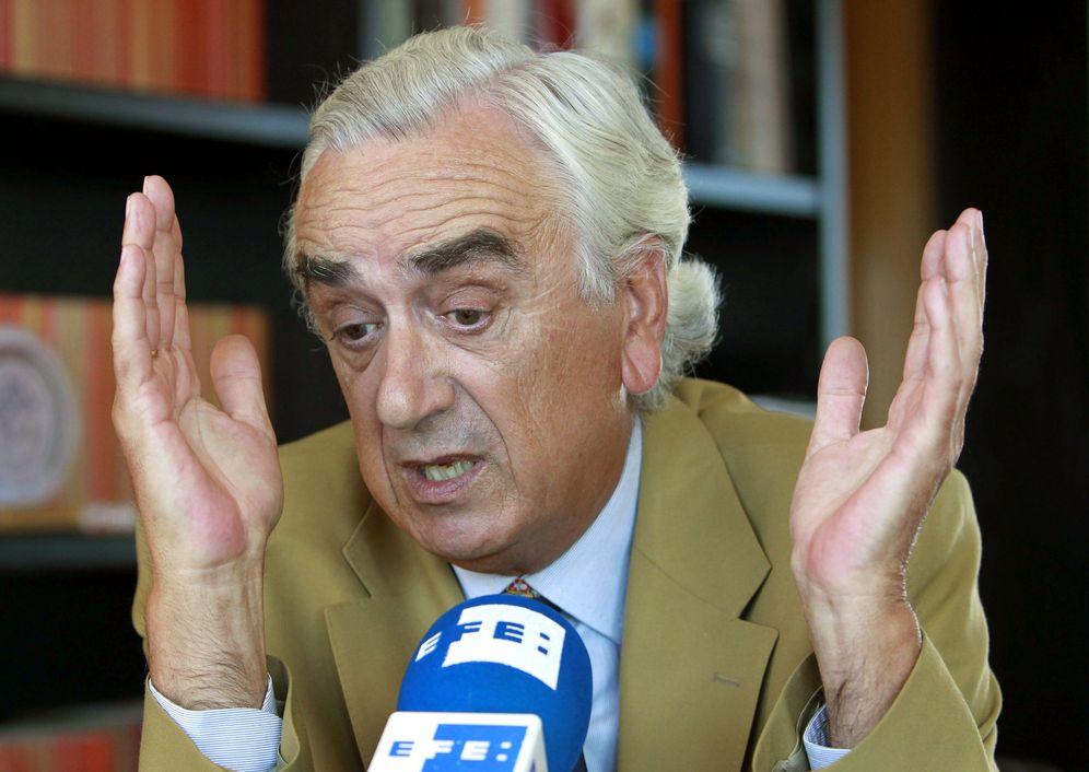 Foto: El presidente del Consejo Económico y Social (CES), Marcos Peña. (EFE)