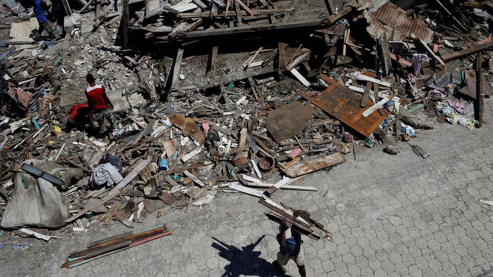 El huracán Matthew se cobra diez vidas en EEUU y más de 300 en Haití