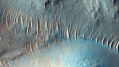 Belleza marciana: mil paisajes para conocer el planeta Rojo