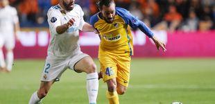 Post de La UEFA sancionará a Carvajal con dos partidos por forzar la amarilla en Chipre