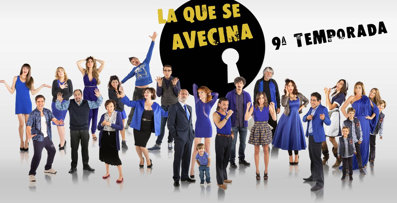 Foto: Cartel oficial de la novena temporada de 'LQSA'