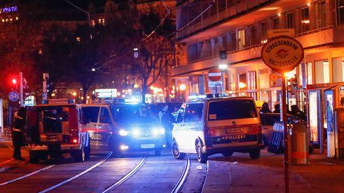Al menos cuatro muertos y 17 heridos en una cadena de atentados islamistas en Viena