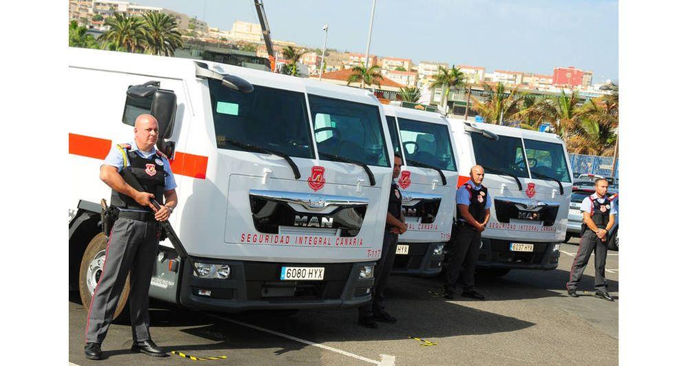 Foto:  La vigilancia ya no es un negocio rentable para Seguridad Integral Canaria.