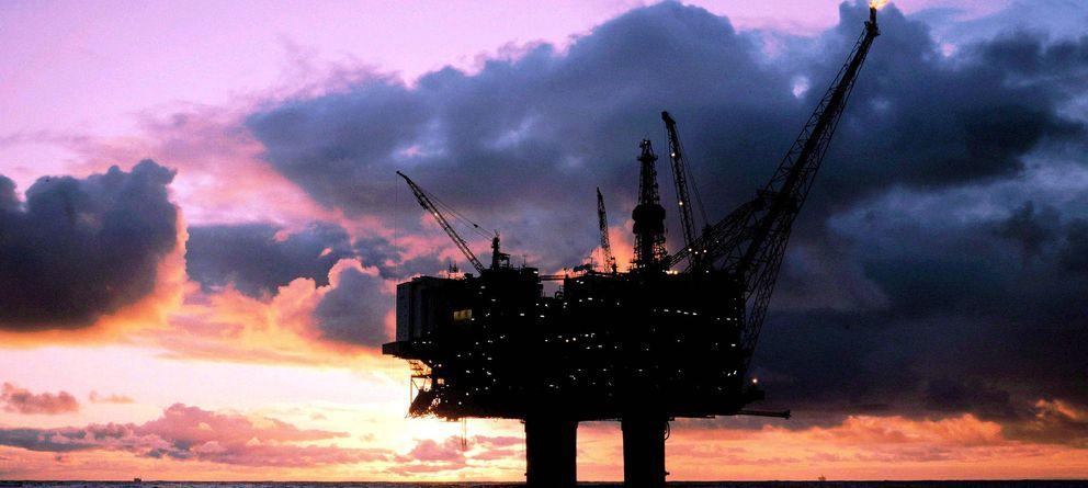 Foto: Foto de una plataforma petrolífera en Noruega. (Efe)