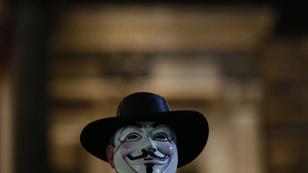 Anonymous publica los datos de 5.400 agentes de Policía Nacional