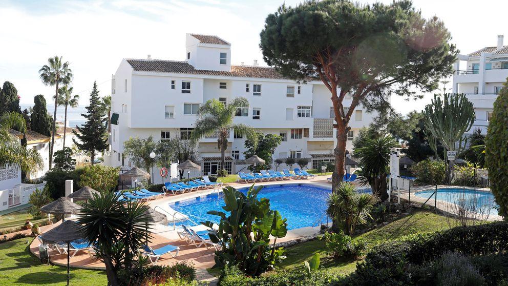 Todo apunta a un trágico accidente en las 3 muertes en la piscina de Mijas (Málaga)