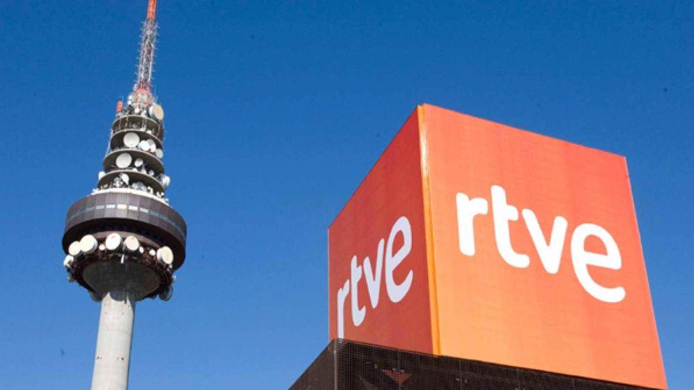 Foto: La sede de RTVE en Torrespaña. (RTVE)