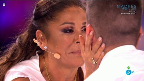 Isabel Pantoja se parte en dos en 'Idol Kids' y llora a lágrima viva por 'Paquirri'
