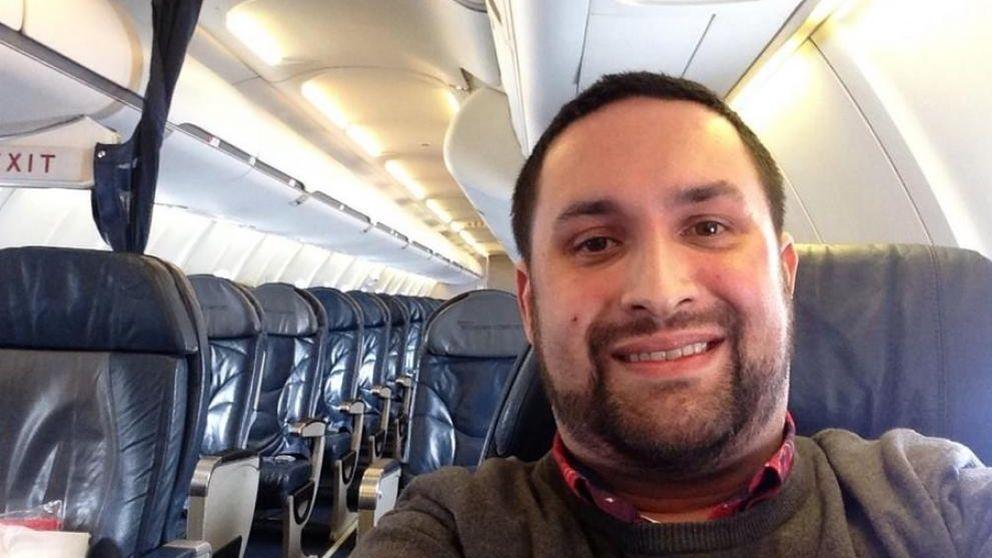 El pasajero que casi vuela en un avión para él solo