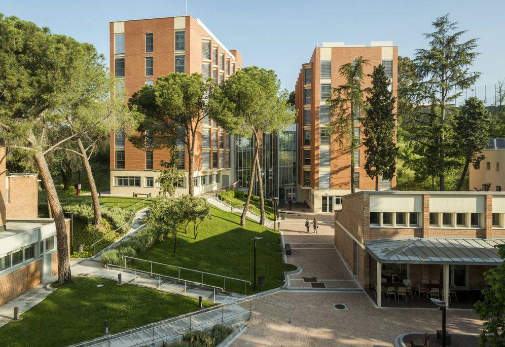 Foto: Edificio de Cunef en Madrid. (Cunef)