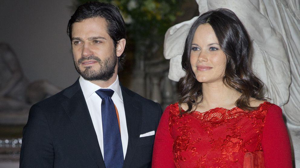 Tercera mudanza para Carlos Felipe y Sofía de Suecia en menos de un año