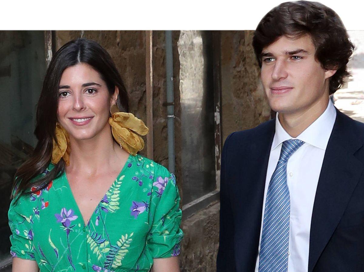 Foto: Belén Corsini y Carlos Fitz-James, duque de Osorno, en una foto de archivo. (Gtres)