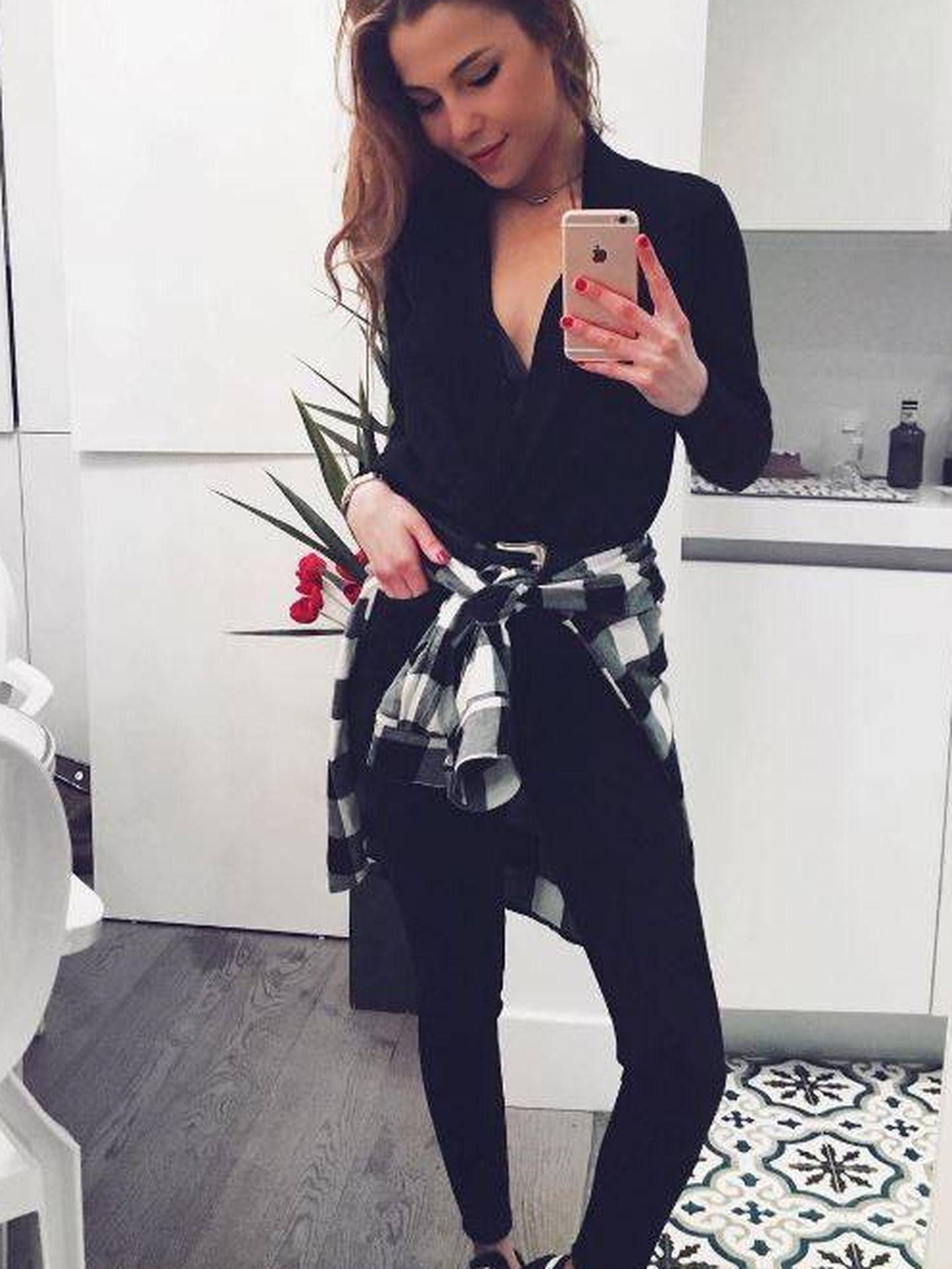 Celia Vega-Penichet. (Instagram)