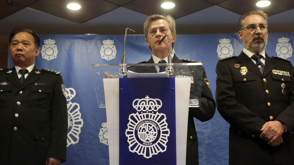 China intenta reconducir sus relaciones con España tras los golpes policiales a sus mafias