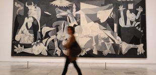 Post de La ONU se disculpa tras decir que el 'Guernica' clamaba contra la República
